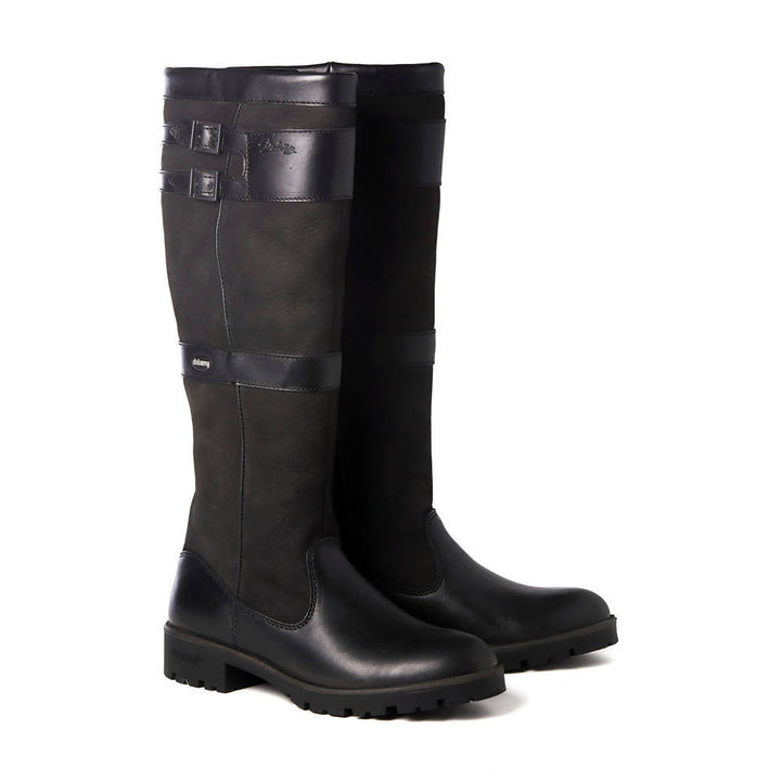 Longford Country Boot in Black