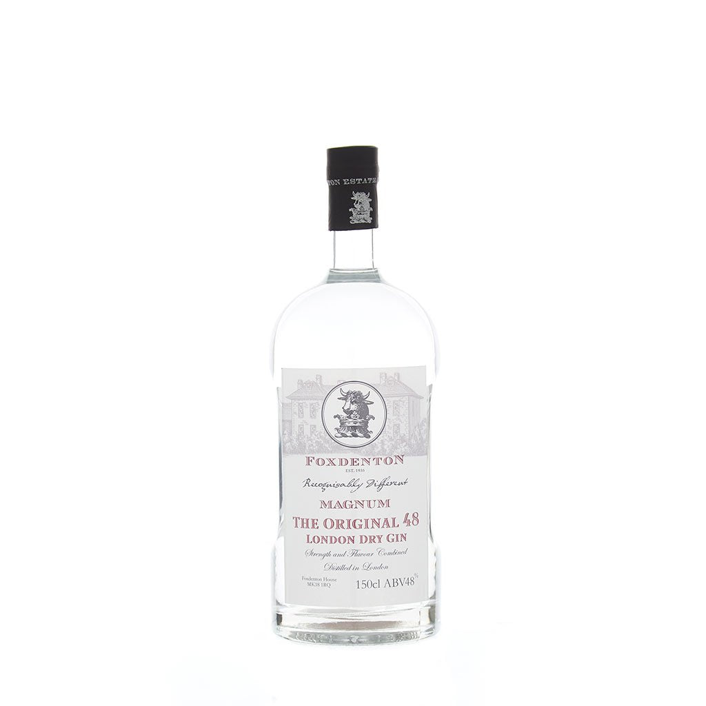 Foxdenton 48 London Dry Gin - 1.5