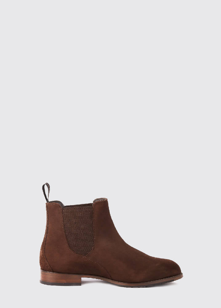 Monaghan Leather Soled Boot - Cigar