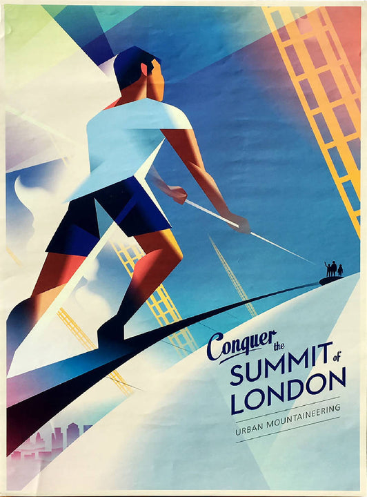 Conquer The Summit Of London (m) 2015
