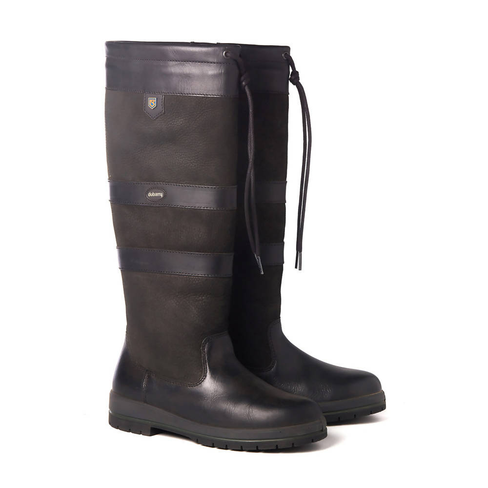 Galway Country Boot in Black