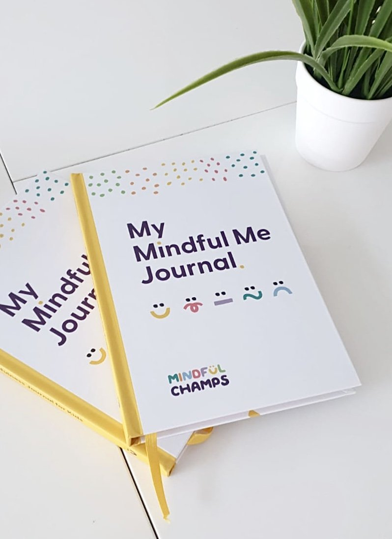 The Mindful Me Journal