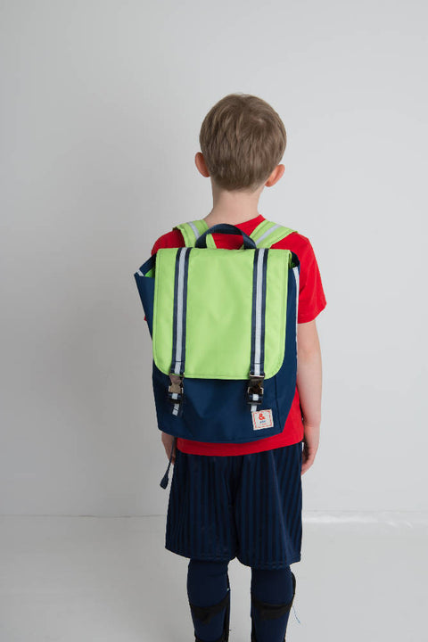 & Joe Lime Flap Backpack