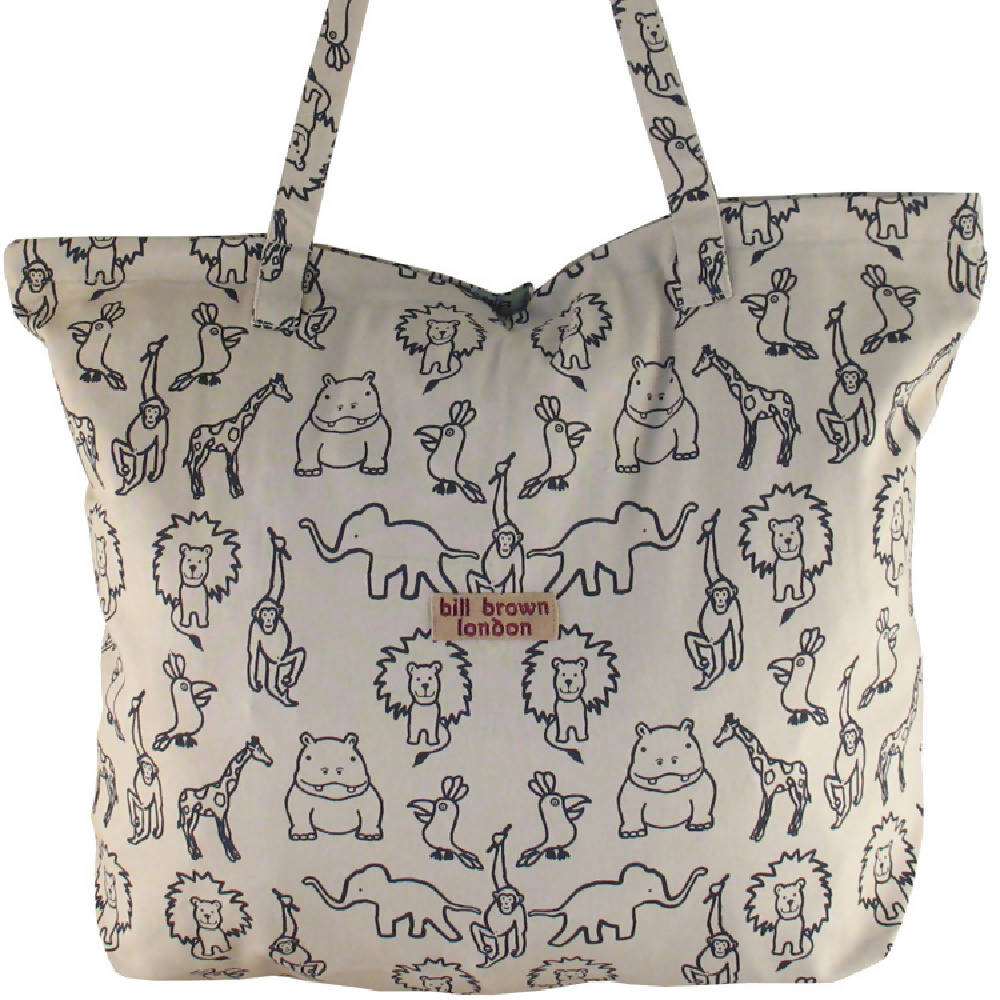 Sophie Bag (Animal Print)