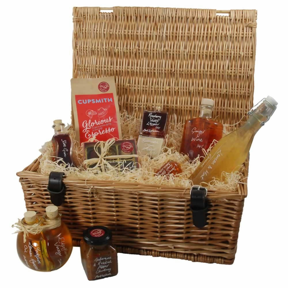 Demijohn Medium Hamper