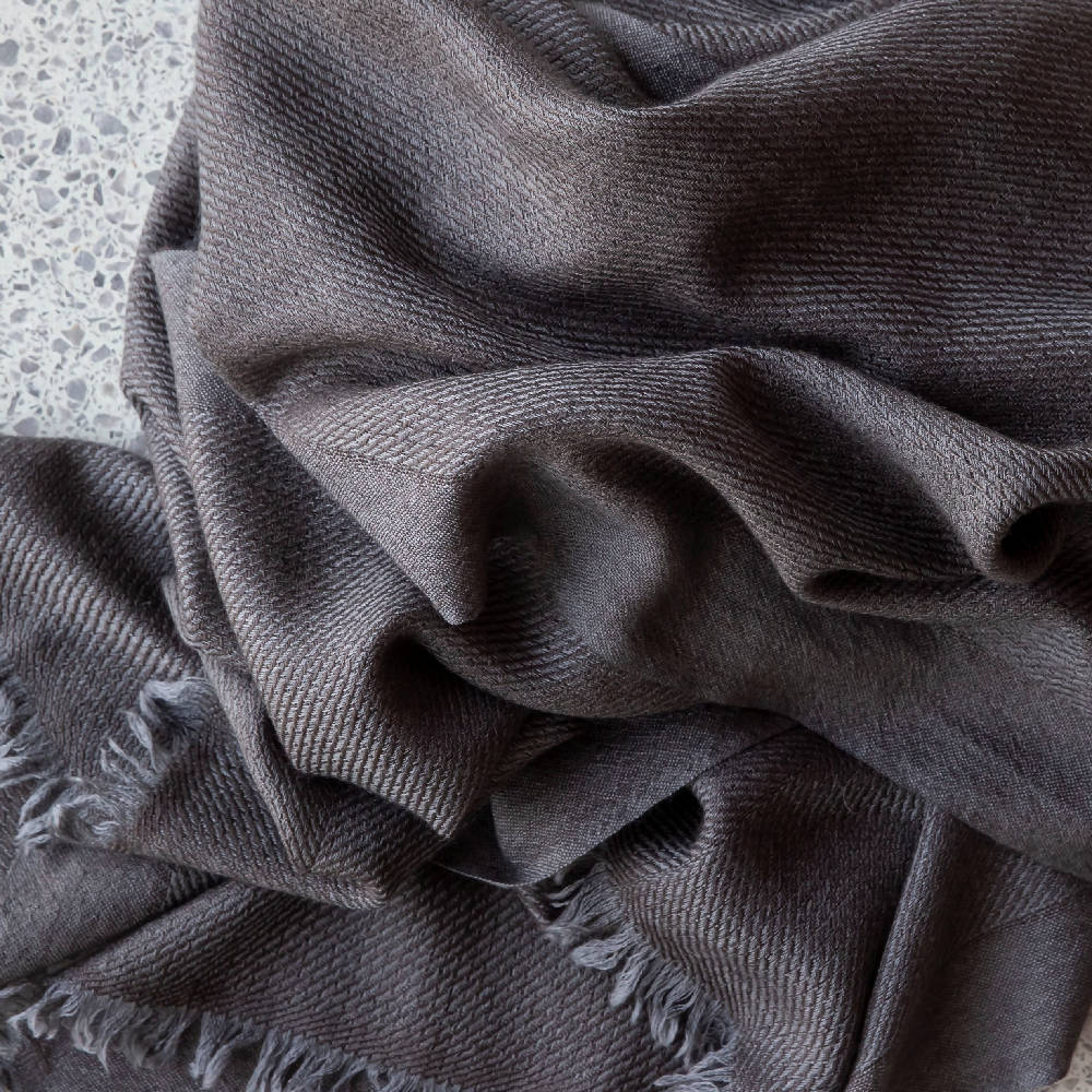 The Notting Hill -Mongolian handwoven 100% pure cashmere