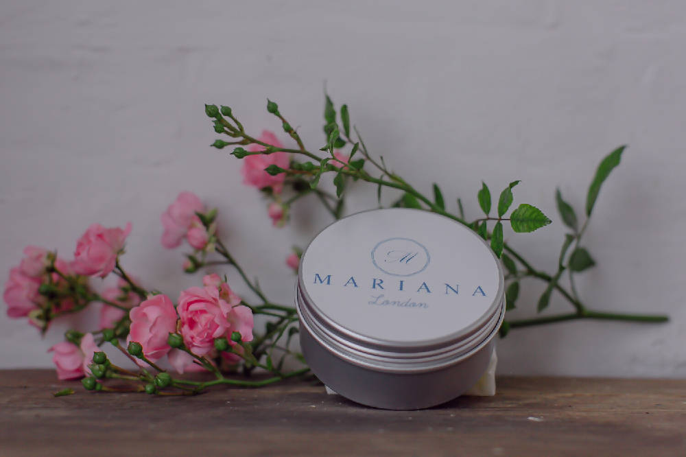Rose Geranium and Bergamot Hand and Body Butter (150ml(