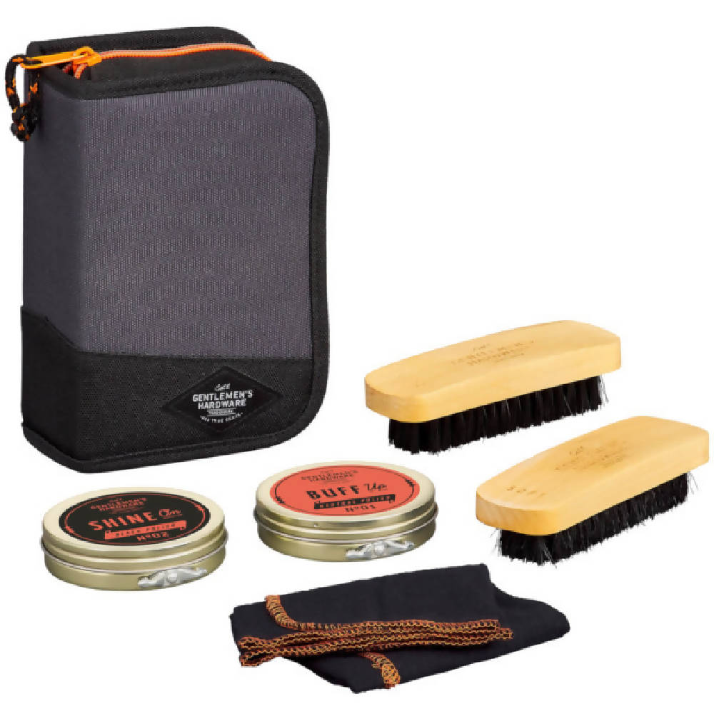 GH - Shoe Shine Kit