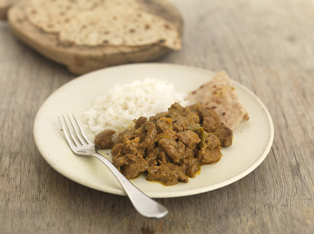 Scotia Spice lamb curry kit