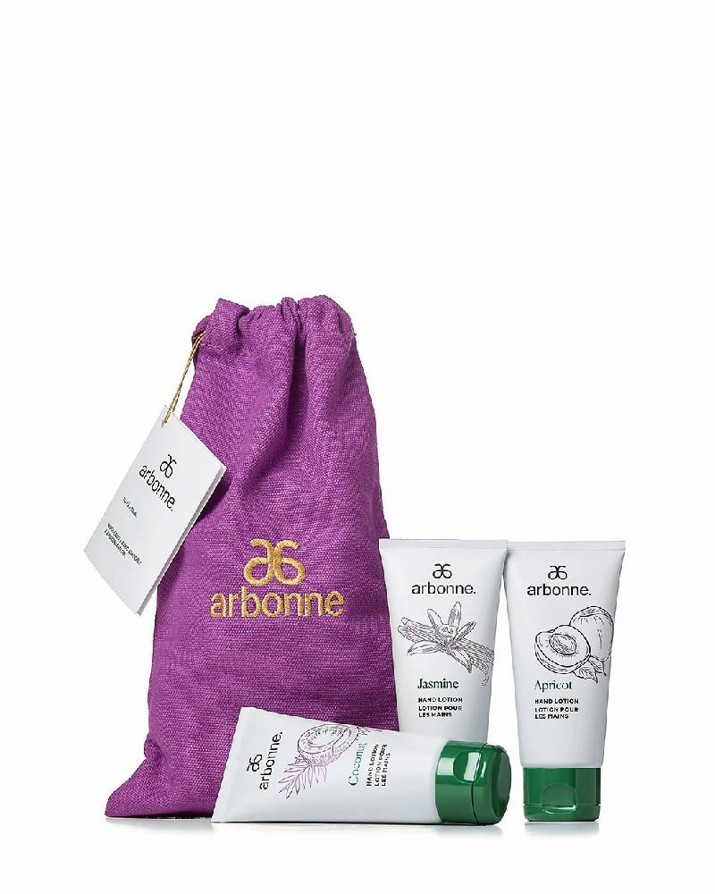 Shea Butter Hand Lotion Trio Gift Set