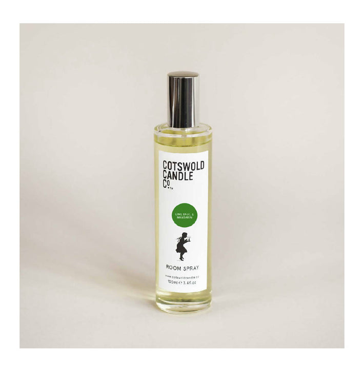 Lime Basil & Mandarin Room Spray