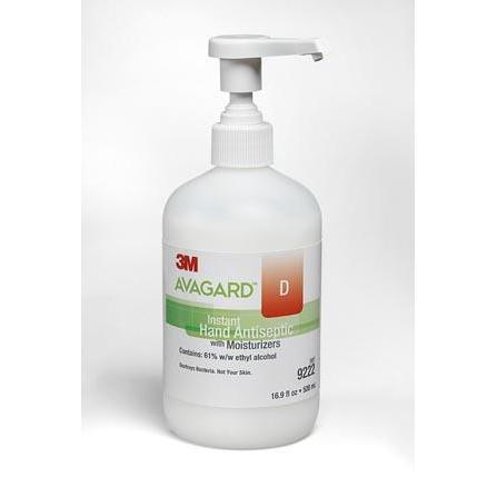 3M™ Avagard™ D Instant Hand Antiseptic-3M Health Care-Medi-Wheels