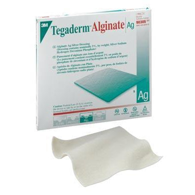 3M™ Tegaderm™ Alginate Ag Silver Dressings-3M Health Care-Medi-Wheels