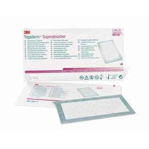 3M™ Tegaderm™ Superabsorber Dressing-3M Health Care-Medi-Wheels