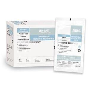 Ansell Gammex® Non-Latex PI Micro White Surgical Gloves-Ansell-Medi-Wheels