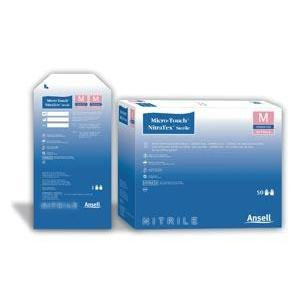 Ansell Micro-Touch® Nitratex® Sterile Exam Gloves-Ansell-Medi-Wheels