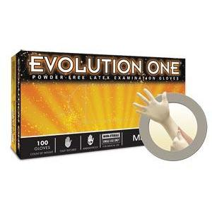 Ansell Microflex Evolution One® Powder-Free Latex Exam Gloves-Ansell-Medi-Wheels