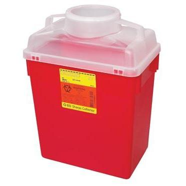BD Sharps Containers-BD-Medi-Wheels