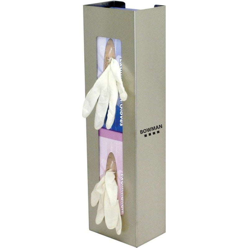 Bowman Vertical Glove Dispensers-Bowman Manufacturing Company, Inc.-Medi-Wheels