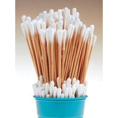 Crosstex Advantage Plus® Cotton Tipped Applicators-Crosstex International-Medi-Wheels
