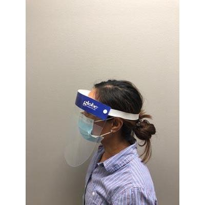Globe Scientific Face Shields-Globe Scientific, Inc.-Medi-Wheels