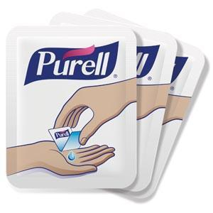 GOJO Purell® Advanced Instant Hand Sanitizer Packets-GOJO Industries, Inc.-Medi-Wheels