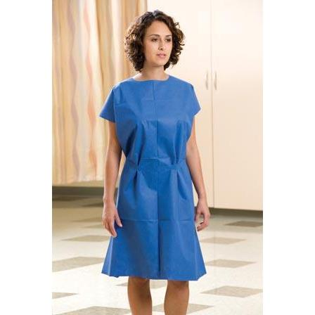 Graham Medical Non-Woven Examination Gown-Graham Medical-Medi-Wheels