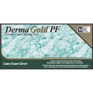 Innovative Dermagold® PF Non-Chlorinated Powder-Free Latex Exam Gloves-Innovative Healthcare Corp., Inc.-Medi-Wheels