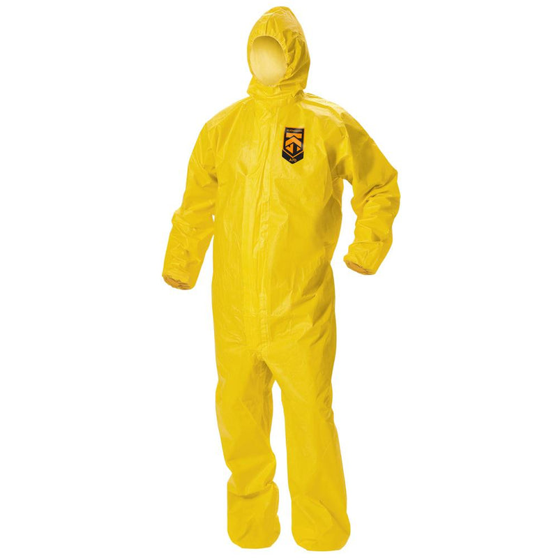 Kimberly-Clark Kleenguard® A70 Hooded & Booted Protection Coveralls-Kimberly-Clark Professional-Medi-Wheels