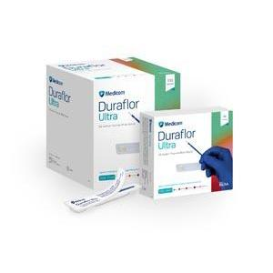 Medicom Duraflor Ultra 5% Sodium Fluoride White Varnish-Medicom, Inc.-Medi-Wheels