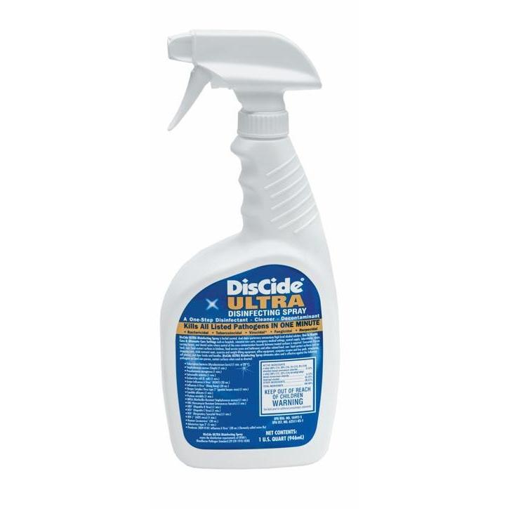 Palmero Discide® Ultra Surface Disinfectant-Infection Control-Medi-Wheels