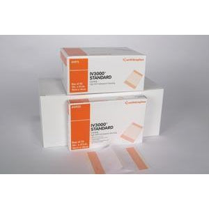Smith & Nephew Opsite™ IV3000 Transparent Adhesive Film Dressings-Smith & Nephew, Inc.-Medi-Wheels