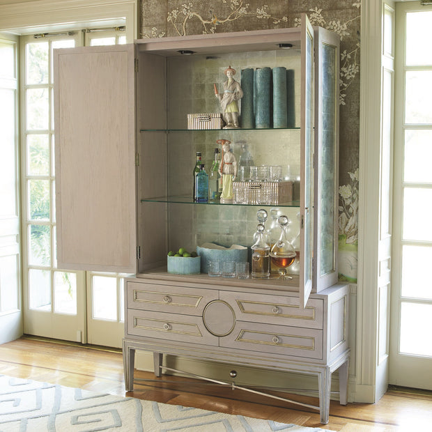Collector's Cabinet - Grey