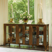 Apothecary Console Cabinet