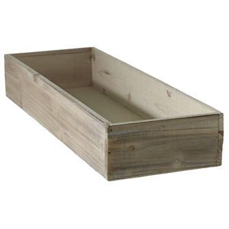 Wooden Box Tray