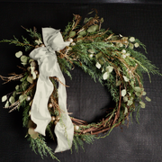 Private Six or More Holiday Virtual Wreath Class