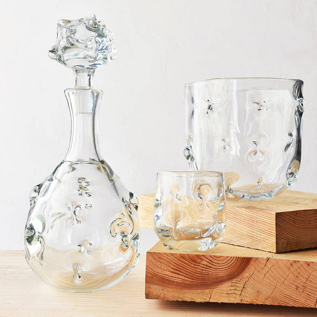 Crystal Nettles Decanter