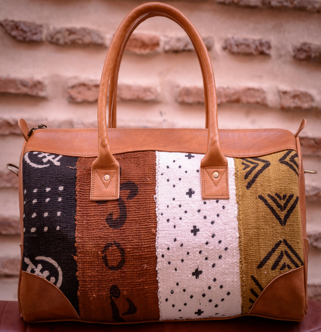 bags BOGOLAN LEATHER BAG - SMALL - ArtinooARTINOO