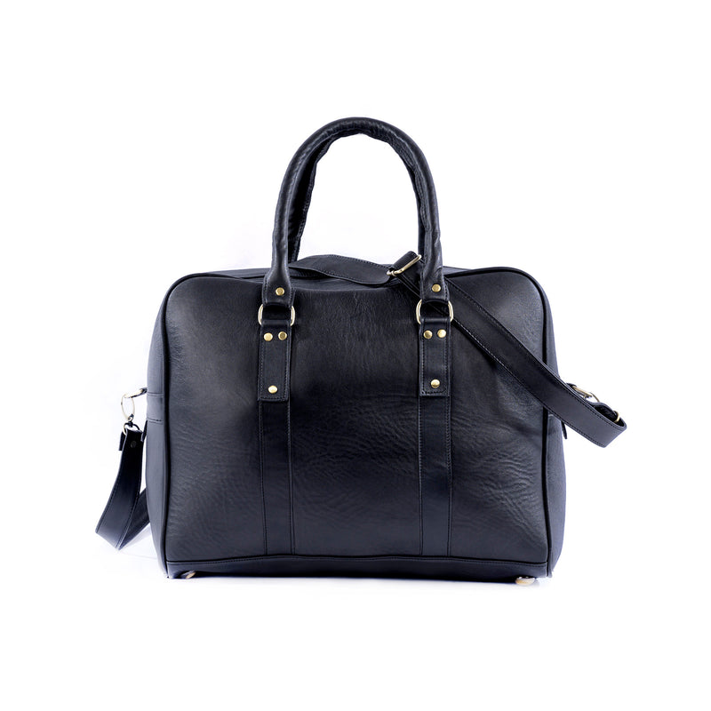 LEATHER BAG-BLACK - ArtinooArtinoo