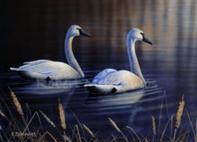 "Load image into Gallery viewer, ""2003 Ohio Ducks Unlimited Sponsor Print of the Year"""