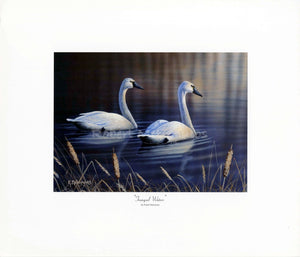 """2003 Ohio Ducks Unlimited Sponsor Print of the Year"""