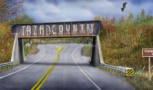 """Gateway to the Northwoods"""