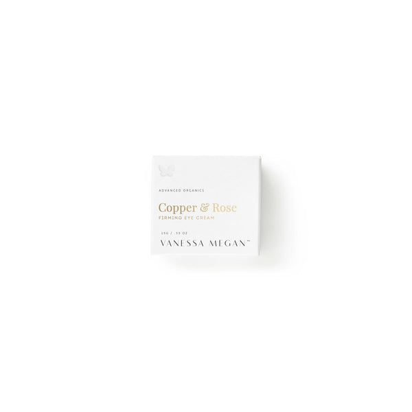 COPPER & ROSE FIRMING EYE CREAM <br>藍銅玫瑰緊緻亮眼霜