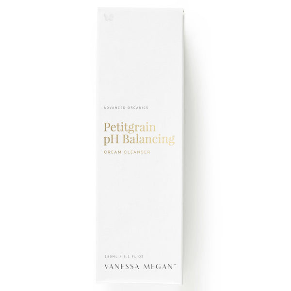 Petitgrain pH Balancing Cream Cleanser<br>甘橙葉pH平衡潔面霜