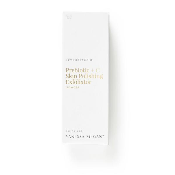 Prebiotic + C Skin Polishing Exfoliating Powder<br>益生元+C淨白去角質粉