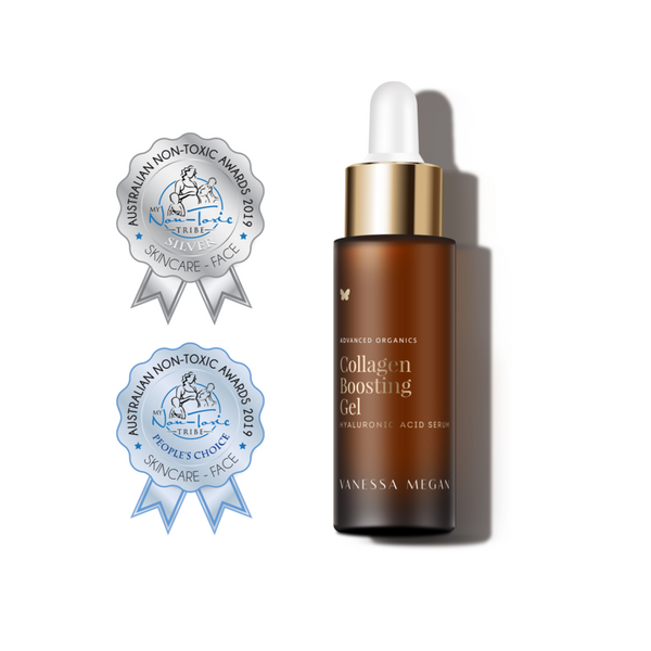 Collagen Boosting Gel Hyaluronic Acid Serum<br>HA膠原活化保濕精華
