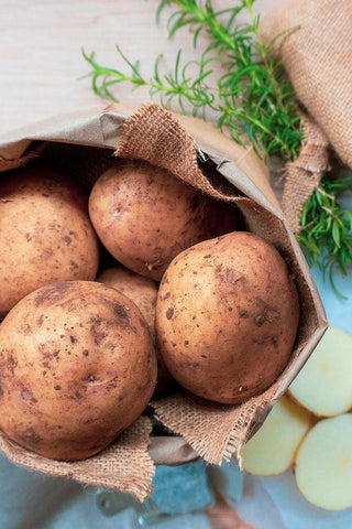 Wilwash Potatoes