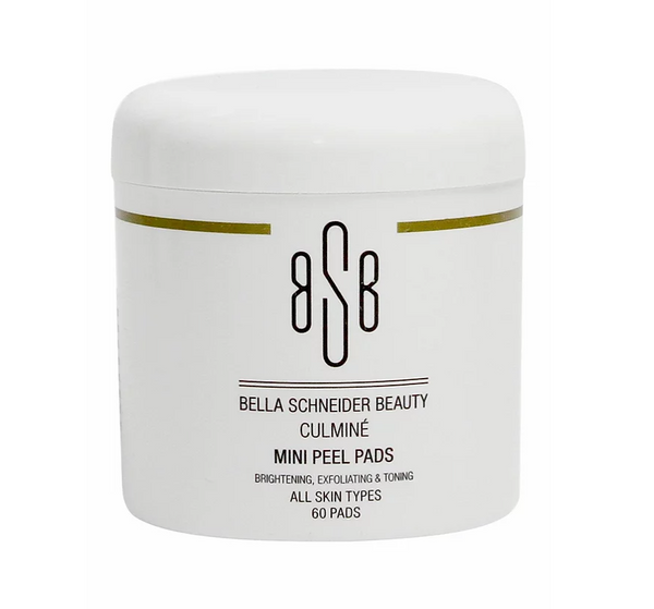 BELLA SCHNEIDER BEAUTY CULMINE MINI PEEL PADS