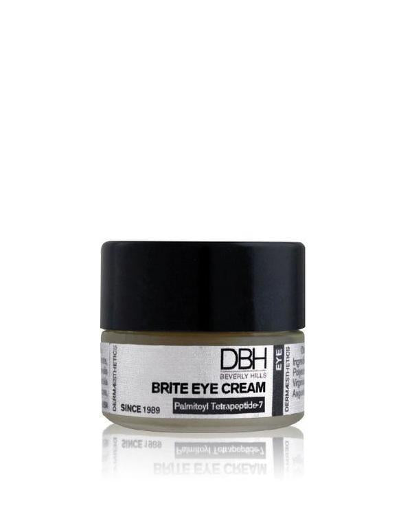 DERMAESTHETICS BRITE EYE CREAM