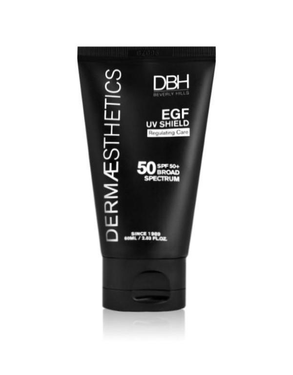 DERMAESTHETICS EGF UV SHIELD SPF PA+++ SUNSCREEN